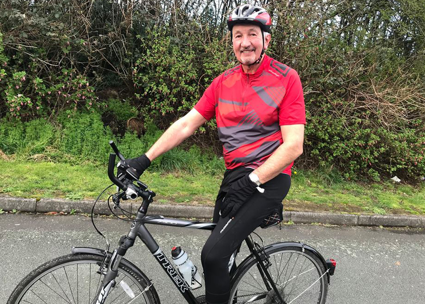 Charity Bike Ride - In Aid of Captains' 2019 Charities