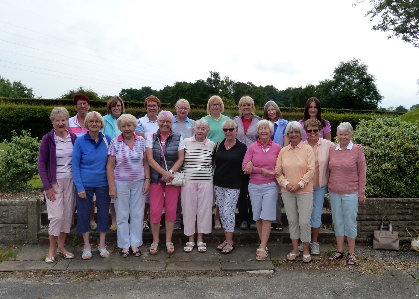 Lady Captains Away Day - 9th July 2019