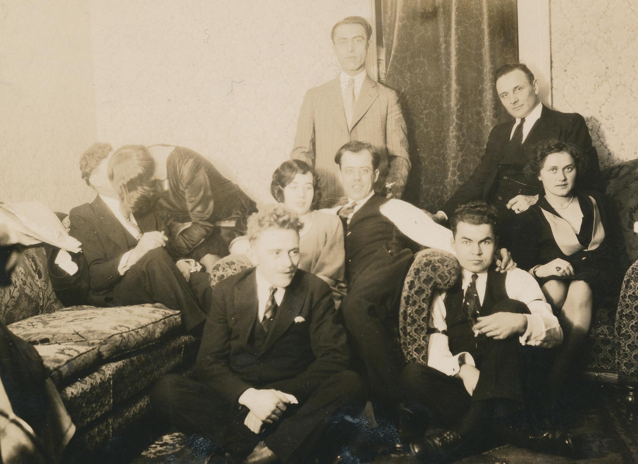 The Gatsby Killings