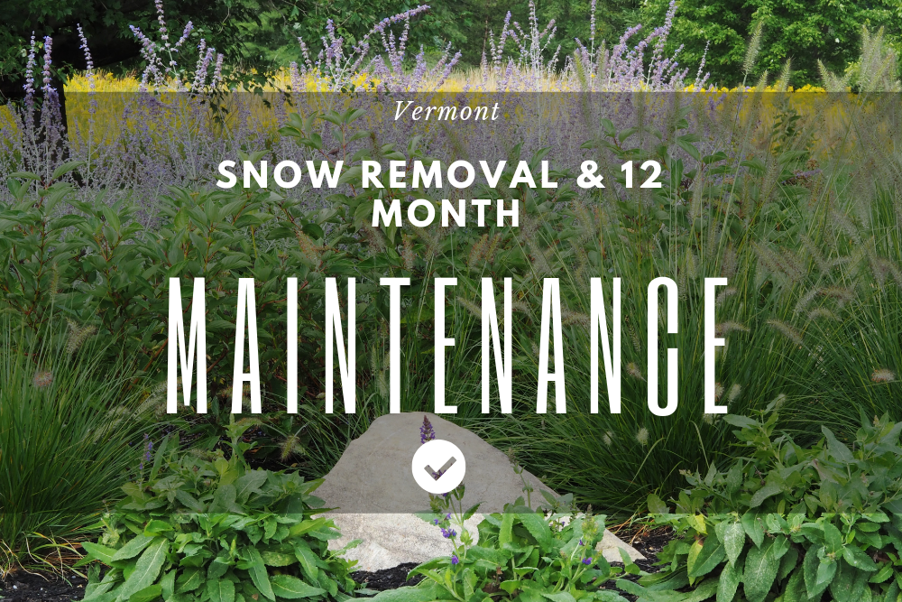 Snow removal and maintenance in Colchester, VT