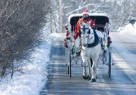 Enjoy the outdoors with a Sleigh Ride at The Deerfield Inn