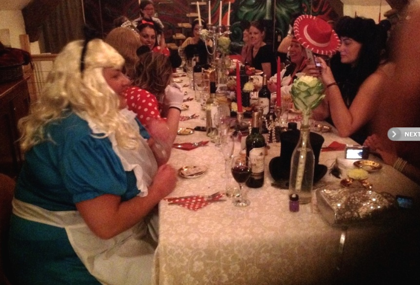 Copy of DISNEY THEMED DINING   Have magical fun with a Disney themed dinner party