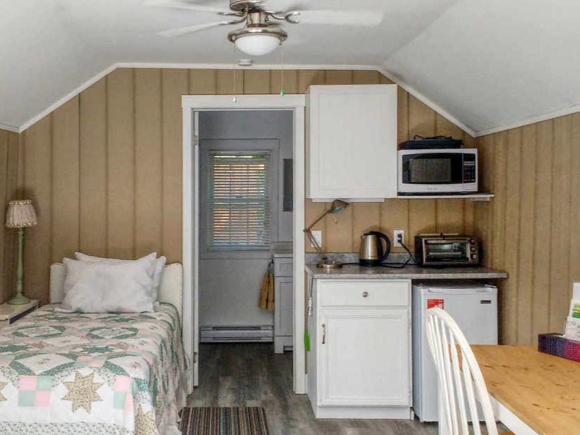 The Richard Wagamese Cabin