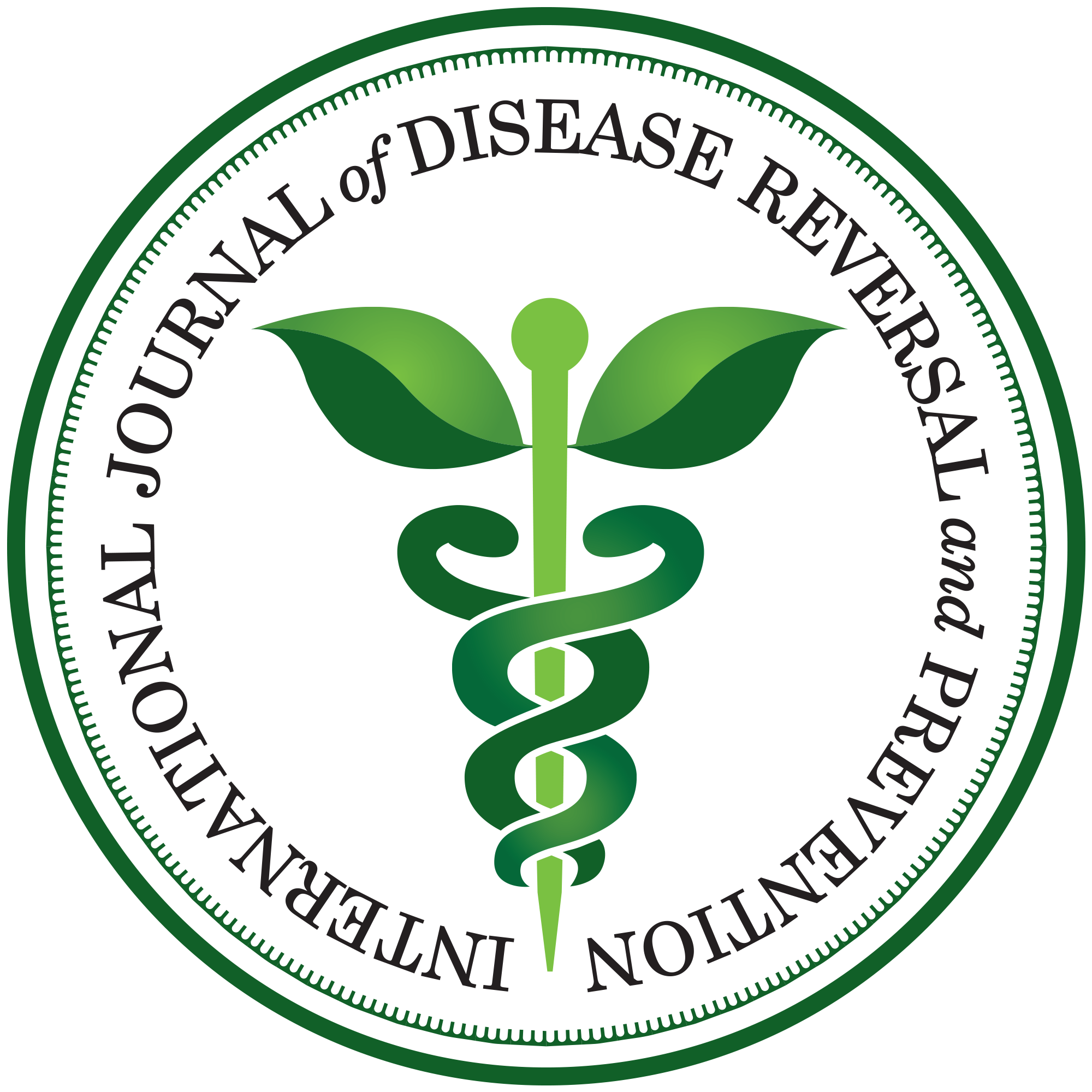 The International Journal of Disease Reversal and Prevention