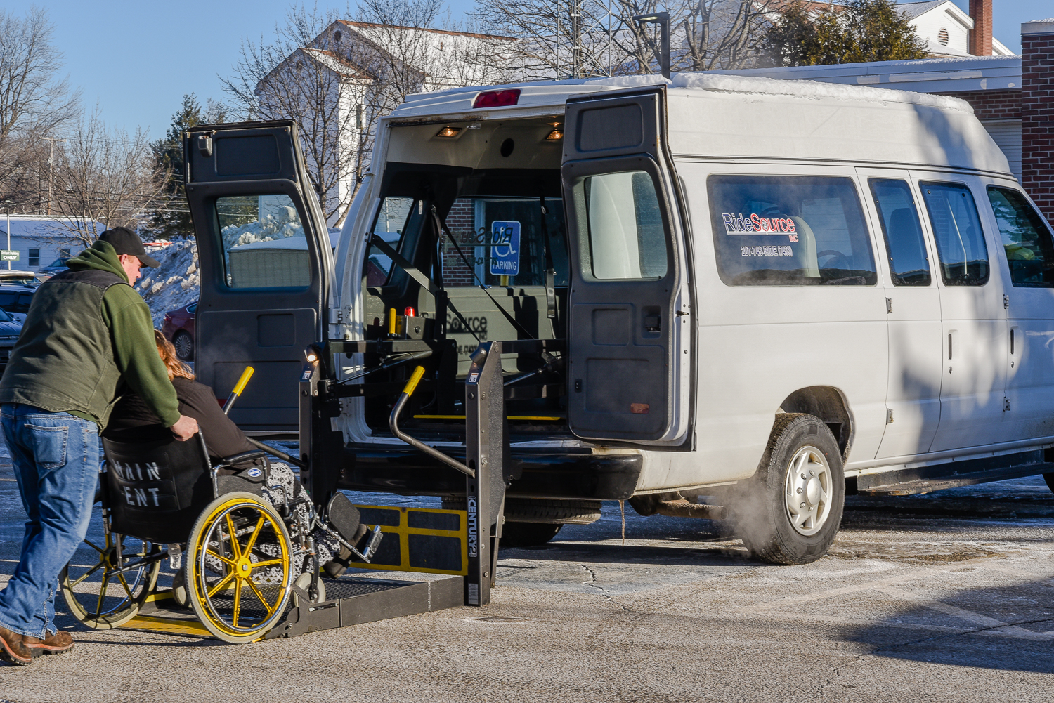 Providing Wheelchair Accessible Vehicles -