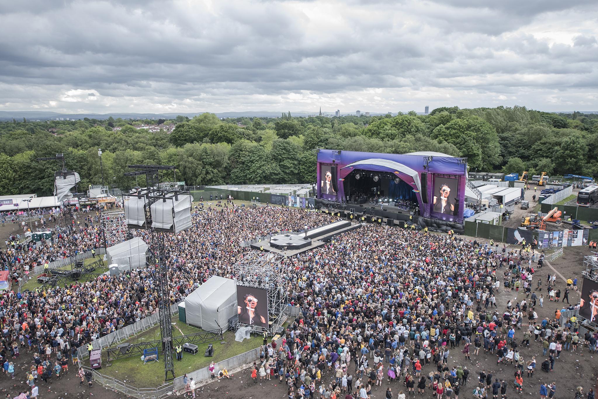 Parklife 2017 - @ Heaton Park, Manchester