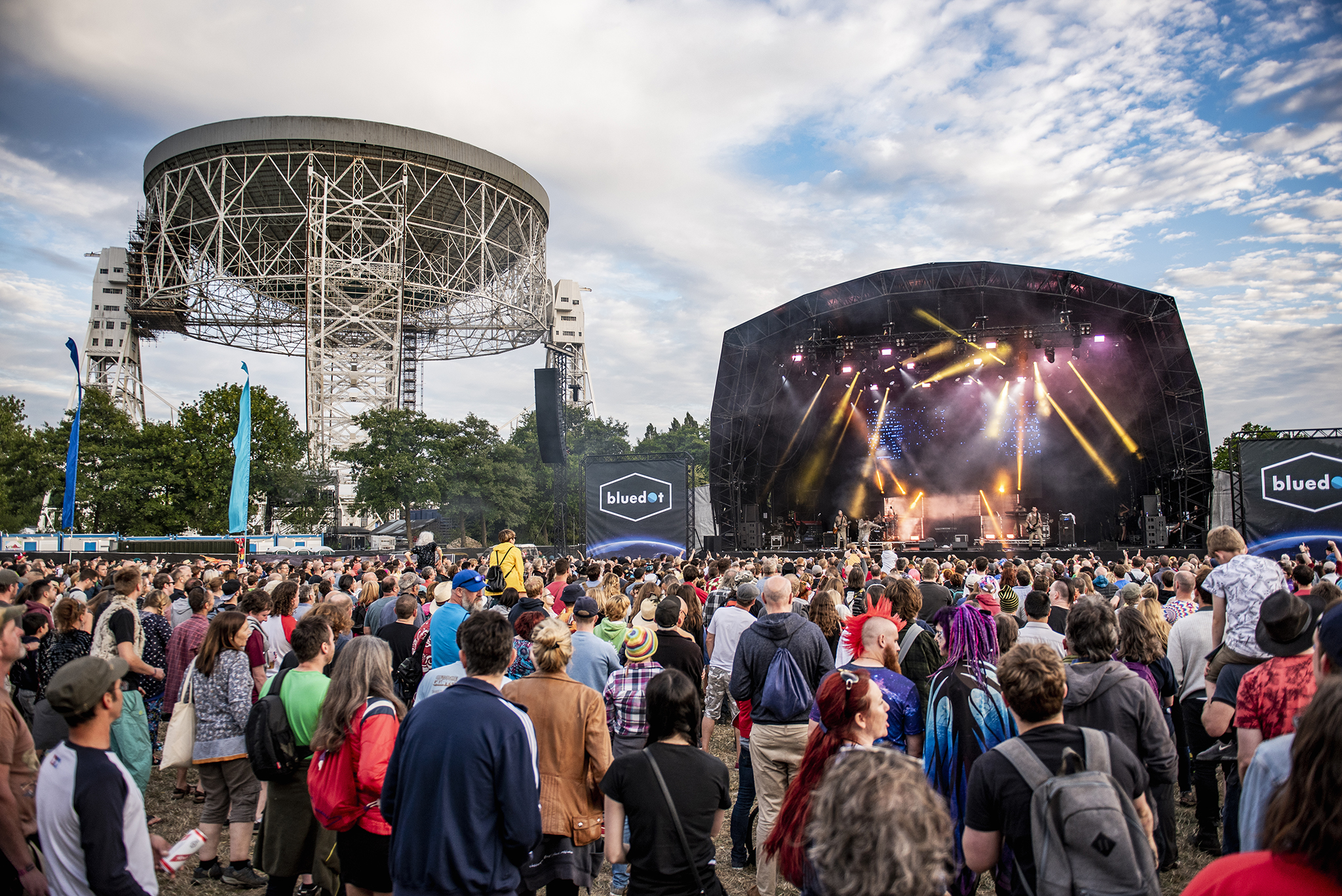 Bluedot Festival 2018 - @ Jodrell Bank, Cheshire