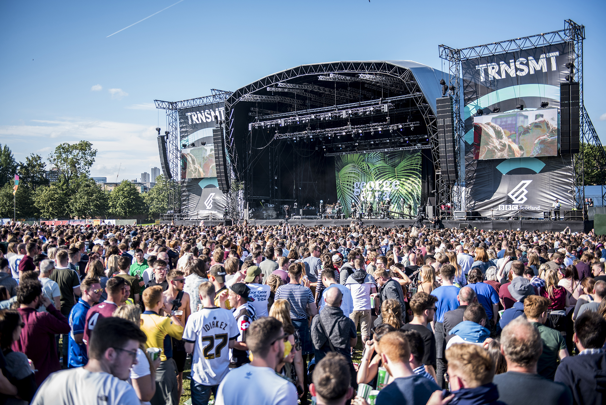 TRNSMT FESTIVAL 2017 - @ Glasgow Green, Scotland