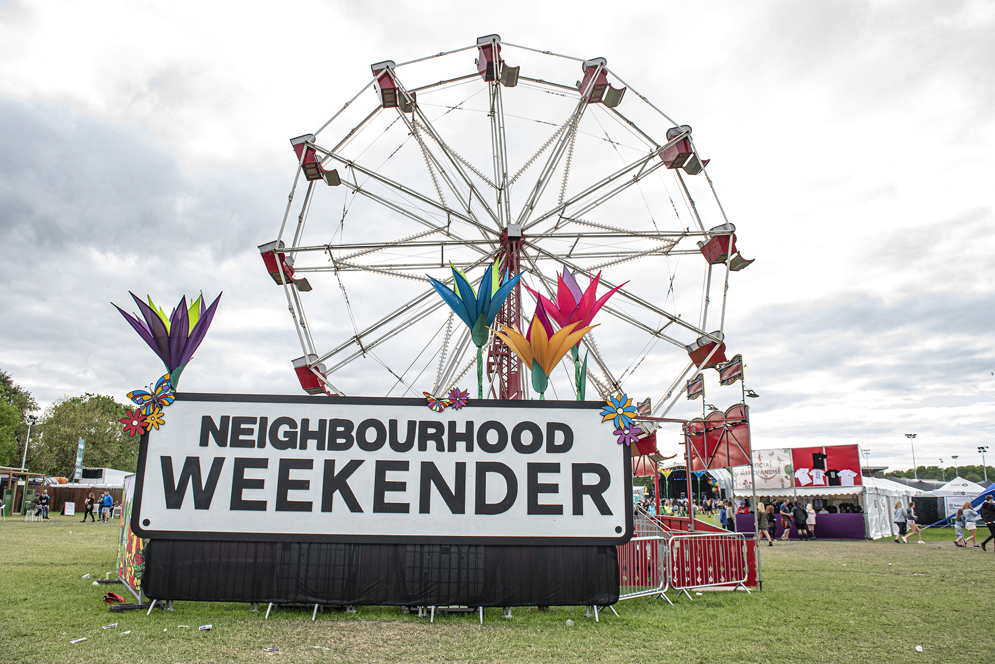 NBHD Weekender 2019 - @ Victoria Park, Warrington