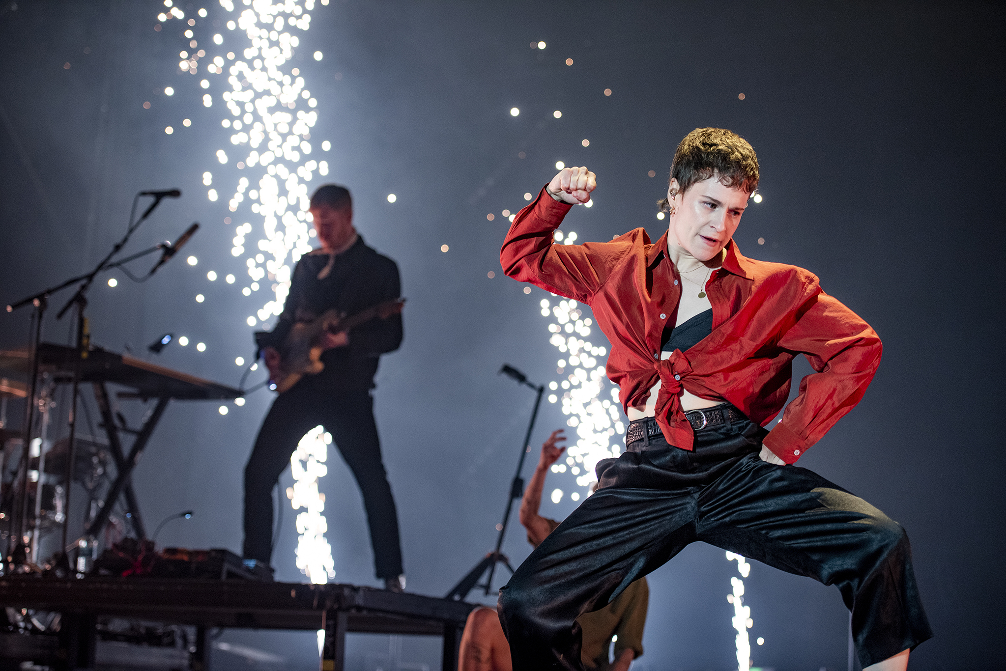 Christine and the Queens - @ Parklife Festival 2019
