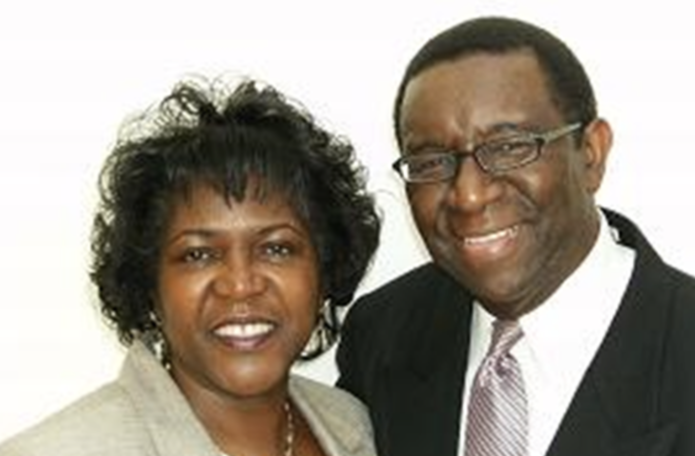 Deacon Lillie Wiggins and Reverend Perry Wiggins