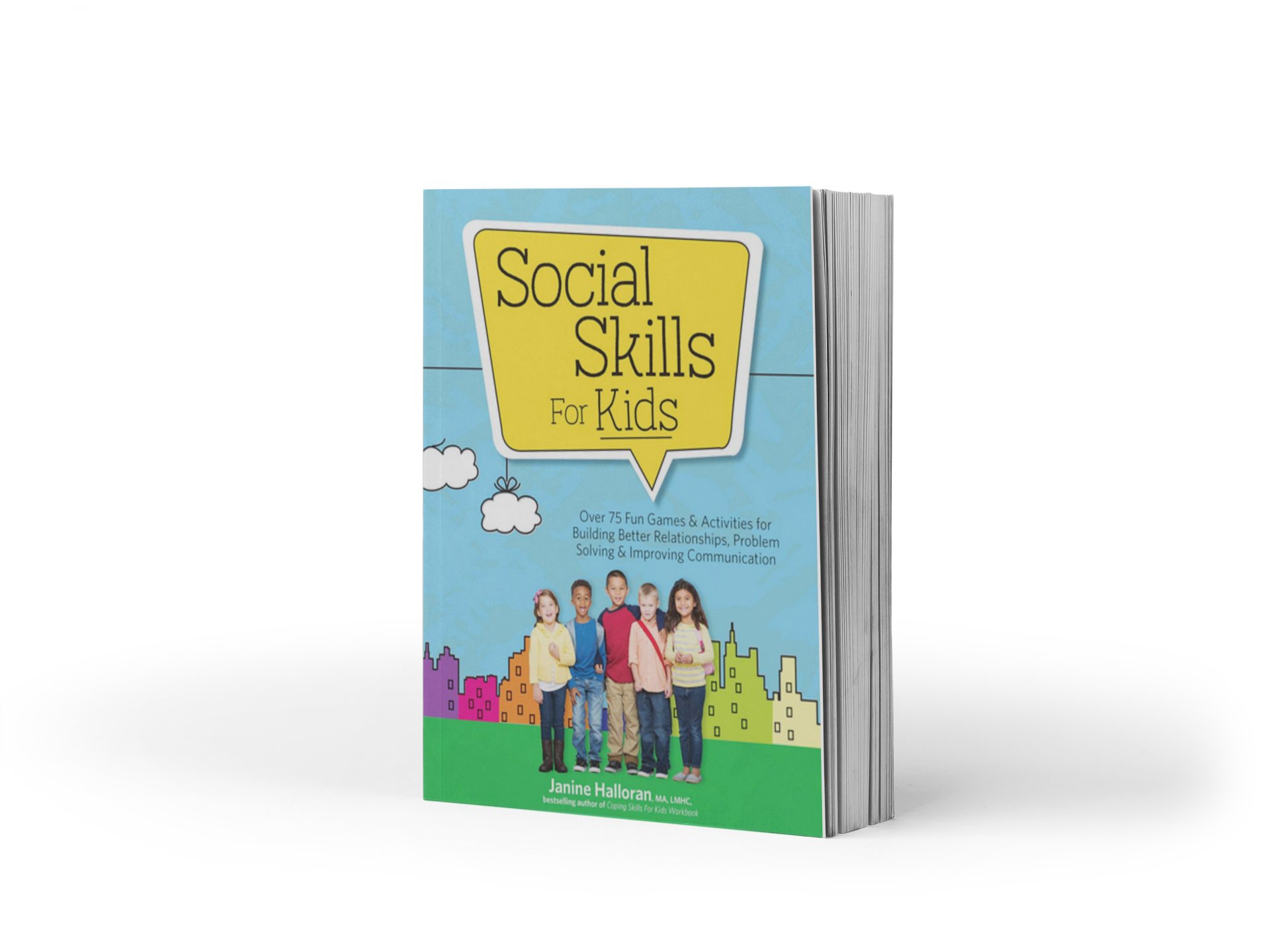 Social Skills for Kids Book Janine Halloran