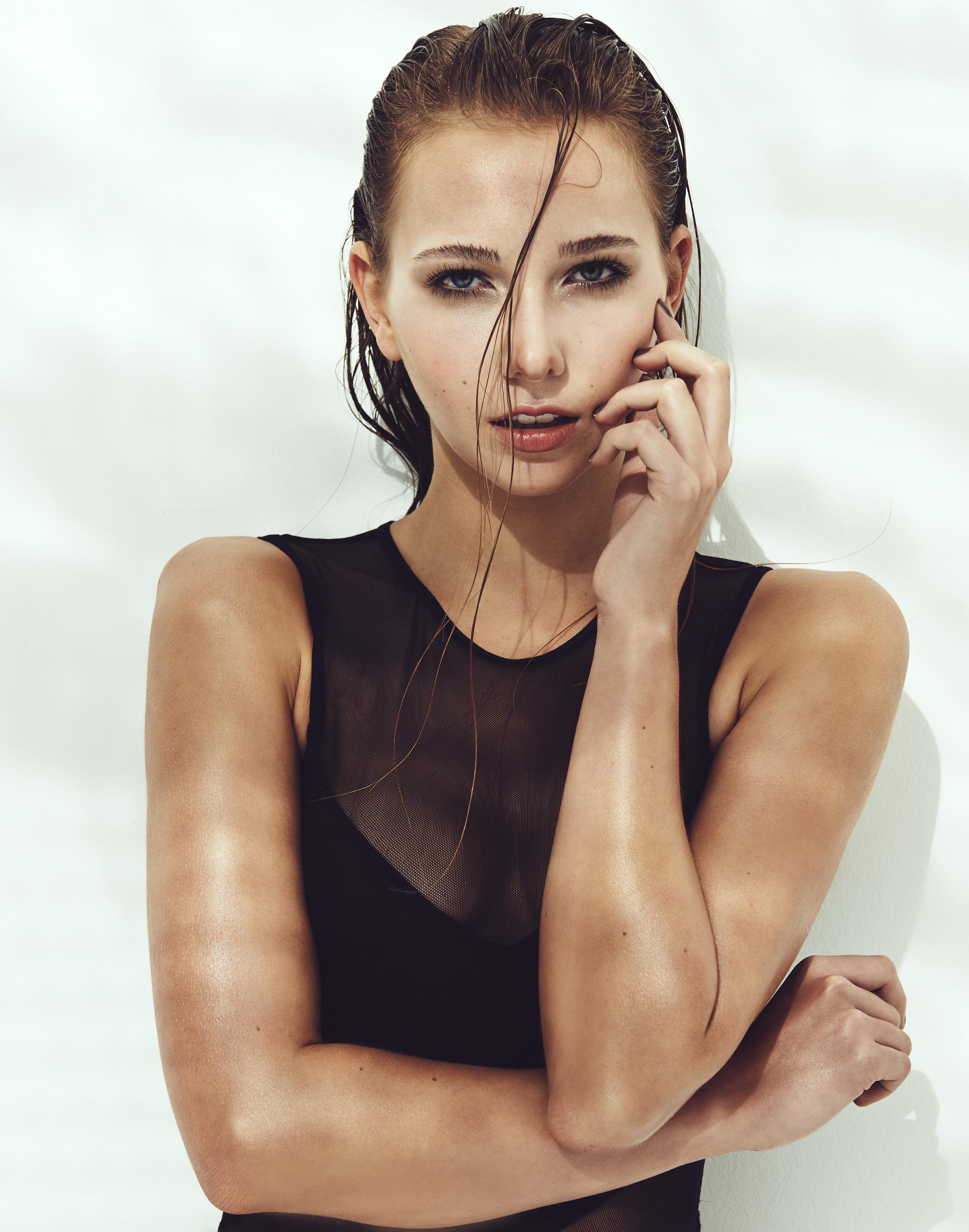 Andreas Ortner Milkcitystudio Luna Elisa Federowicz Hair- and Make up Artist