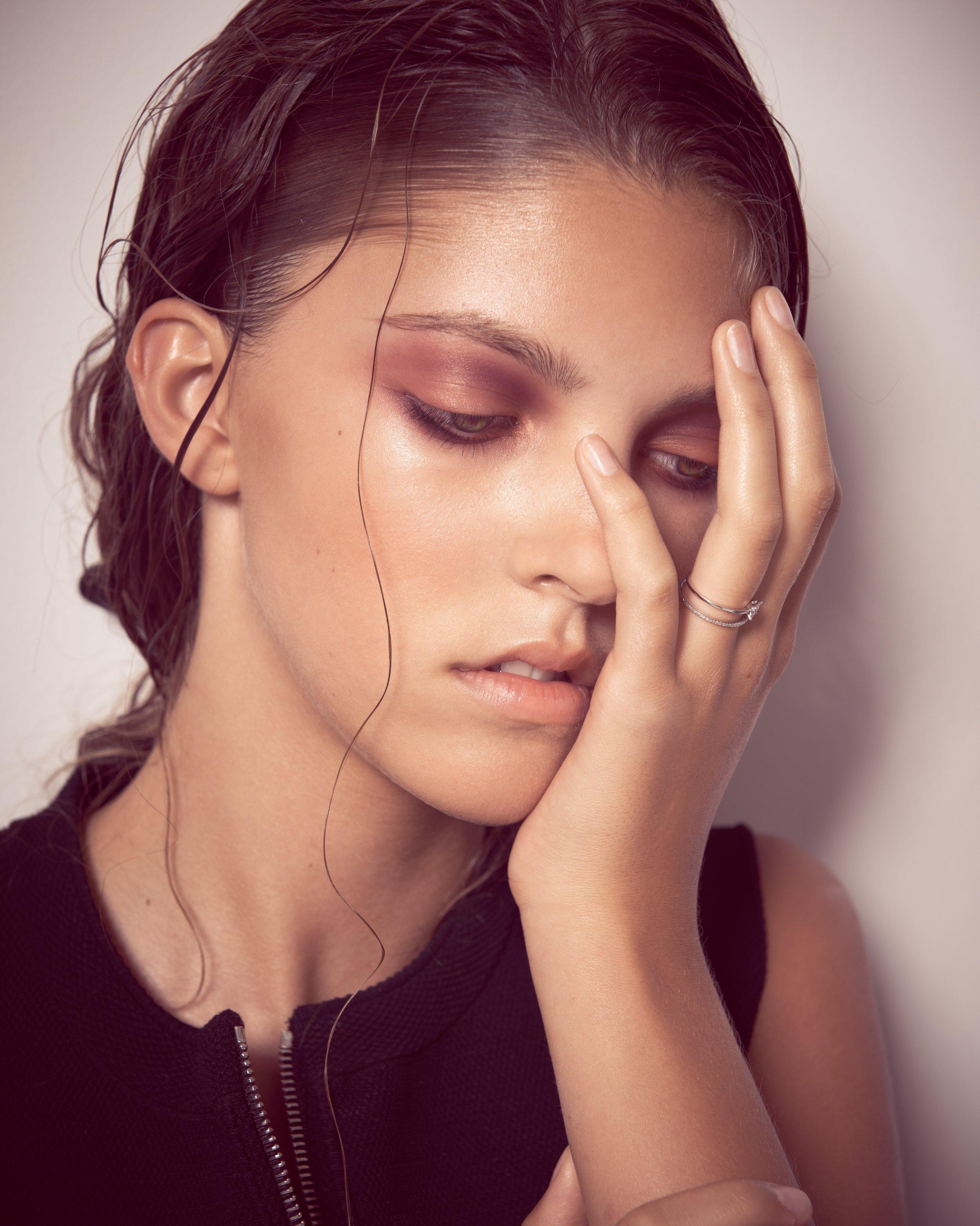 Andreas Ortner Milkcitystudio  Luna Elisa Federowicz Visagistin Hair- and Make up Artist