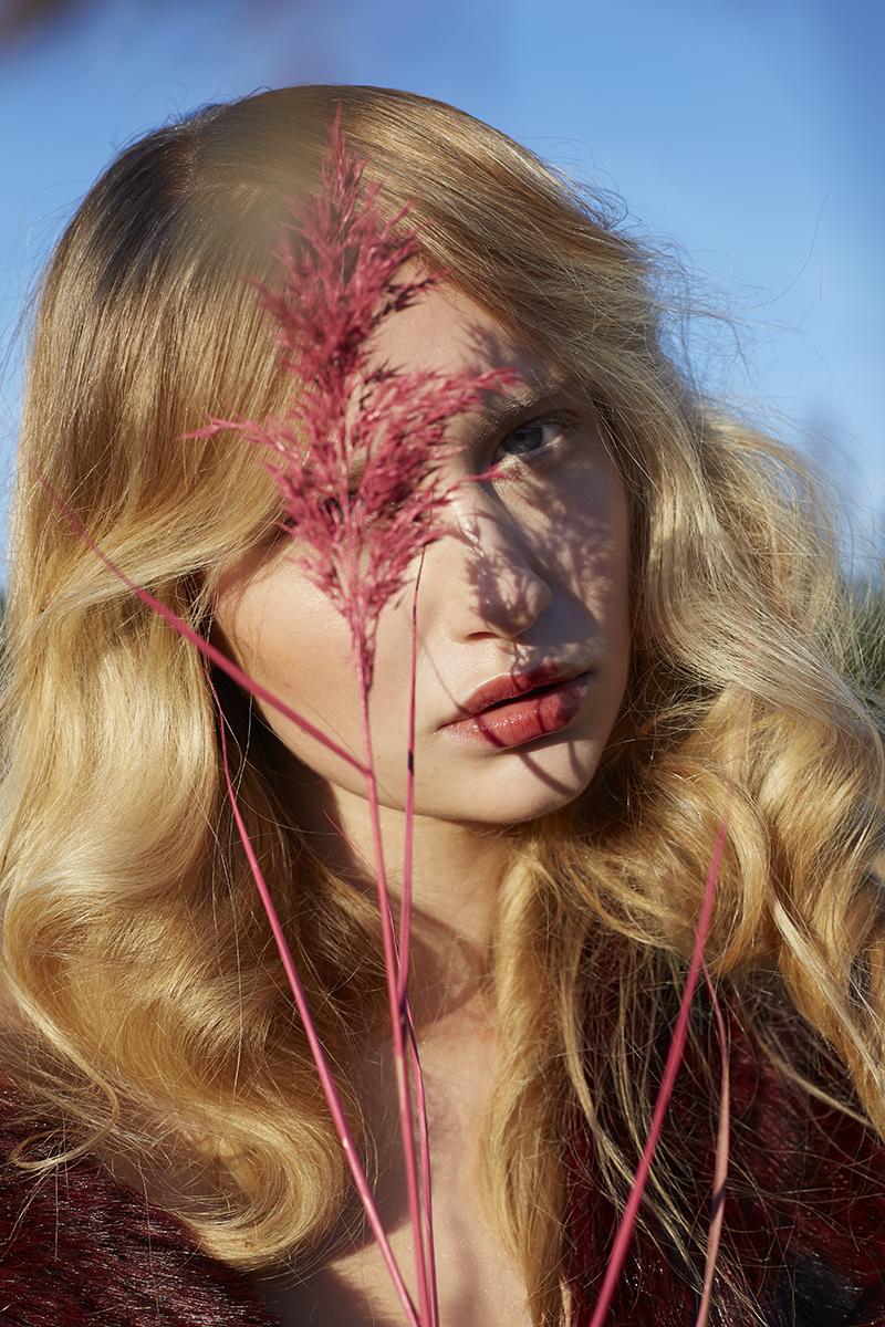 Johannes Rodach Luna Elisa Federowicz Visagistin Hair&Make-up Artist