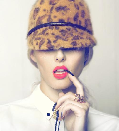 Giulie Sandoval  Luna Elisa Federowicz Visagistin Hair&Make-up Artist