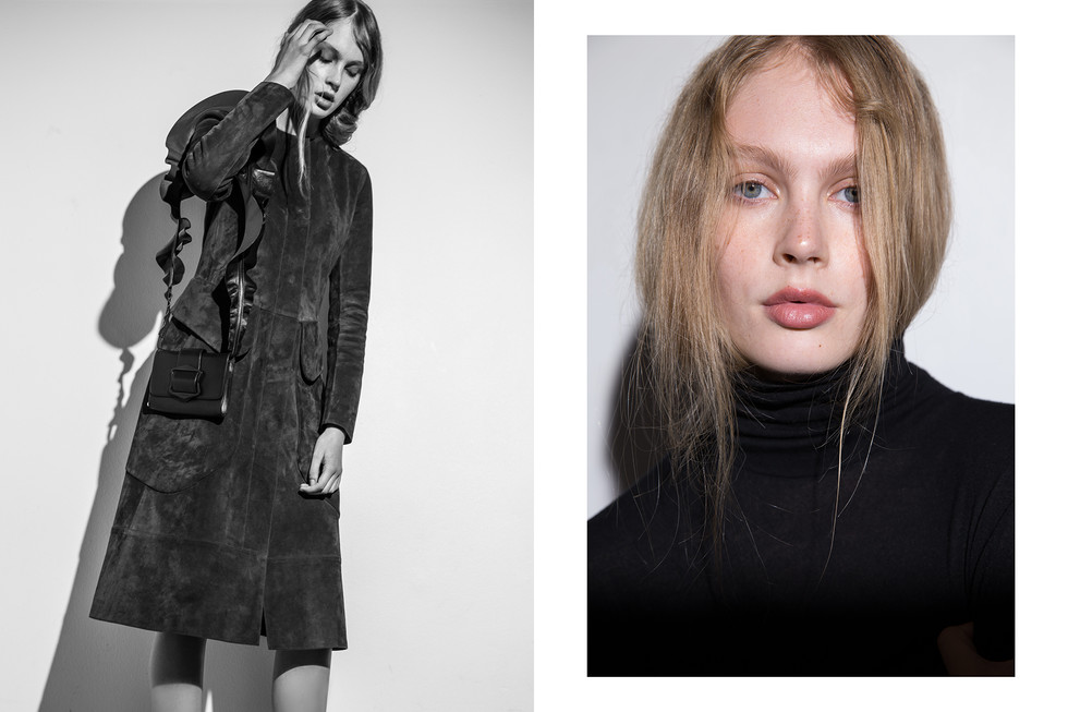 Andrew Walet Charlie Rump Luna Elisa Federowicz Visagistin Hair & Make-up-Artist