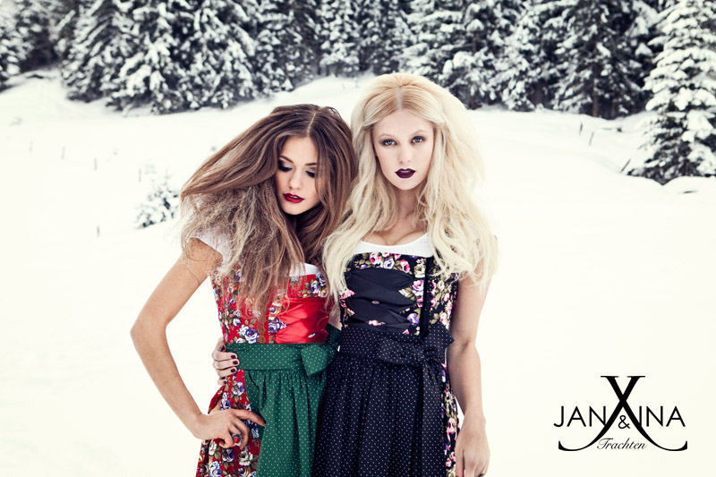 Janina Trachten Michael Herdlein Luisa Sondermaier  Luna Elisa Federowicz Visagistin Hair & Make-up Artist