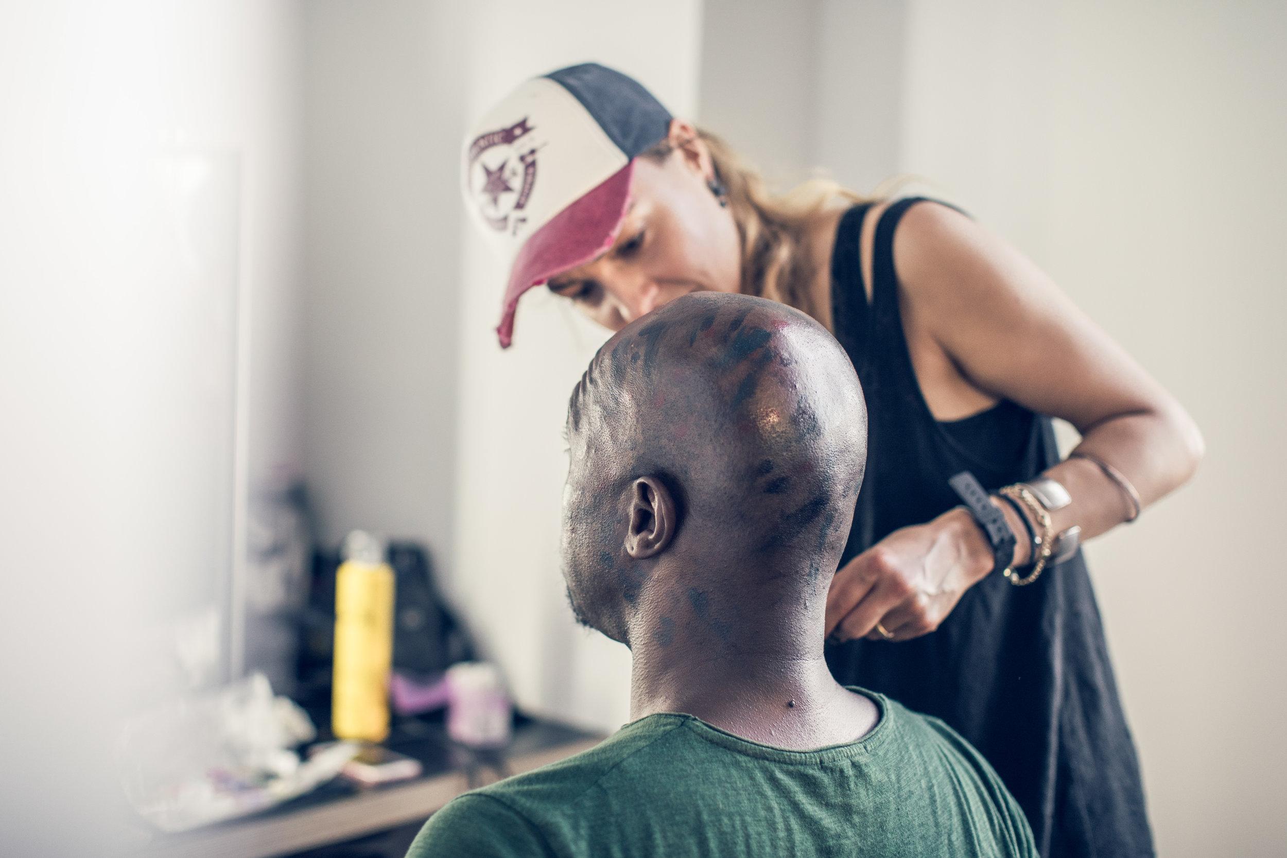 BEECH Studios Dynafit Squat Luna Elisa Federowicz Visagistin Hair & Make-up Artist