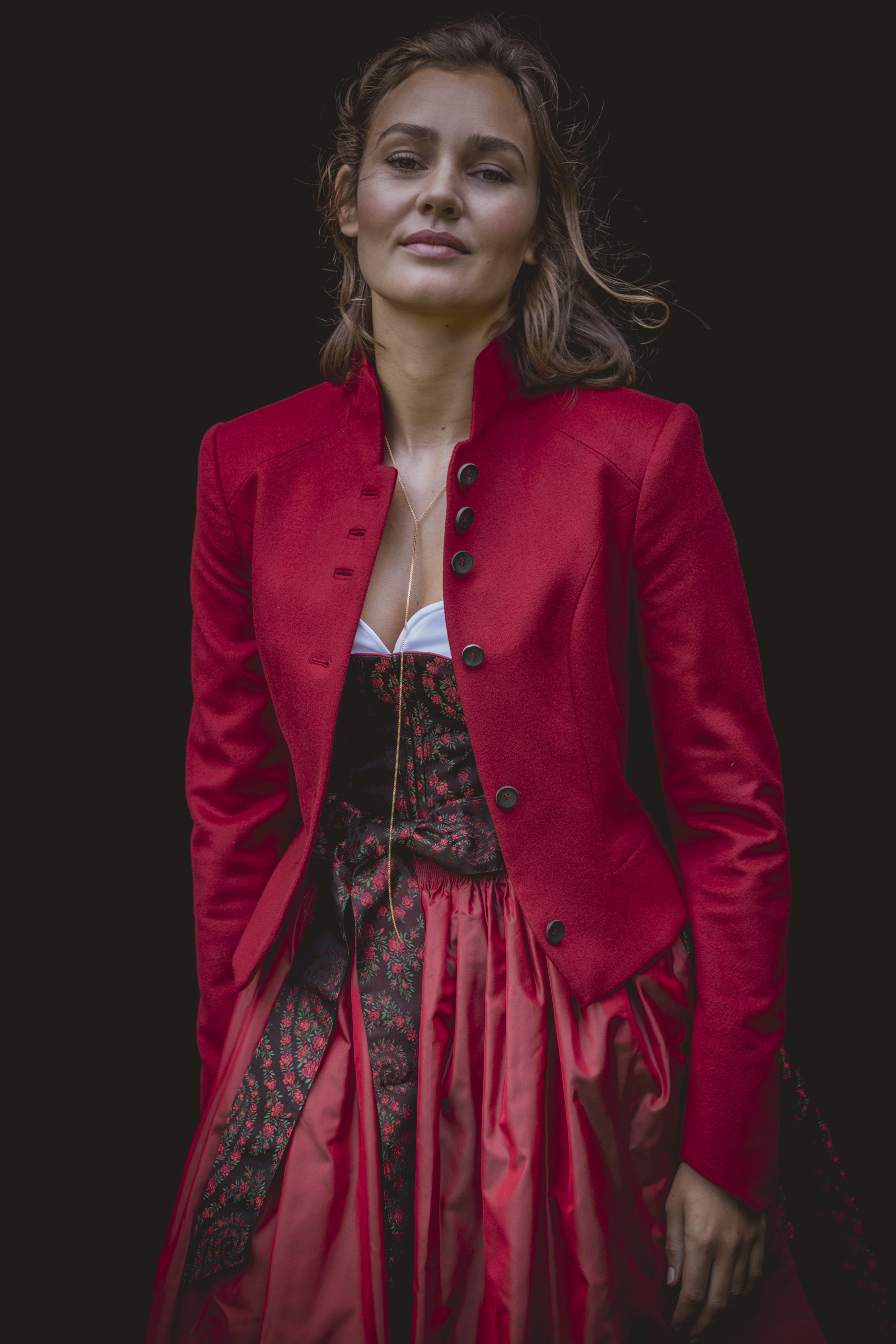 Trachten Greif Hansi Heckmair Luna Elisa Federowicz Visagistin Hair & Make-up Artist