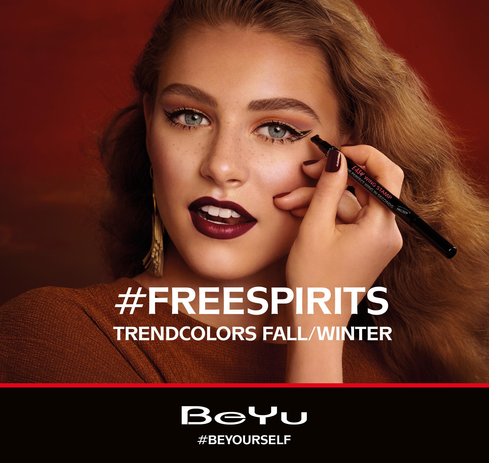 Andreas Ortner Milkcitystudio/Hair Artist Heiko Pallach/Luna Elisa Federowicz Visagistin/Make up Artist BeYu Cosmetics  # FREESTPIRITS