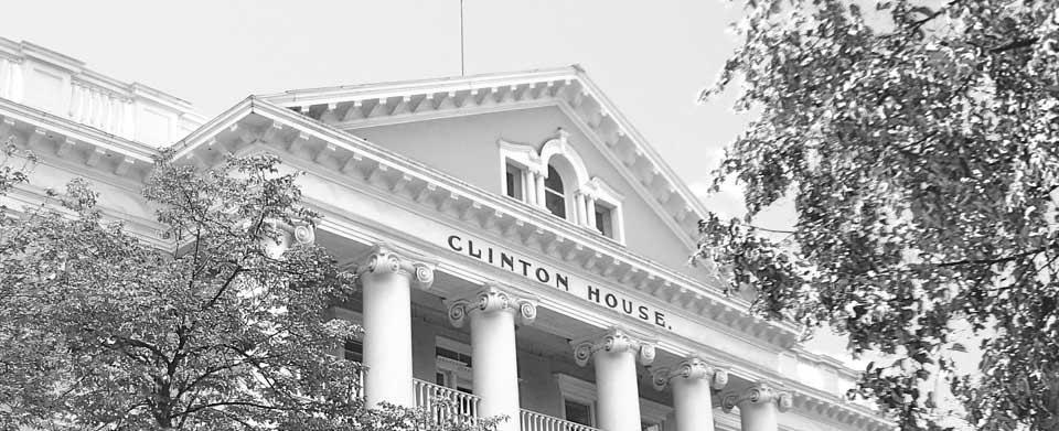 Clinton House