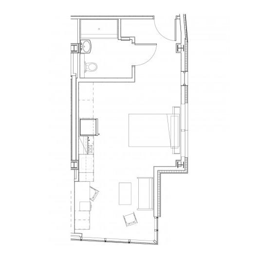 Apartment 405 -