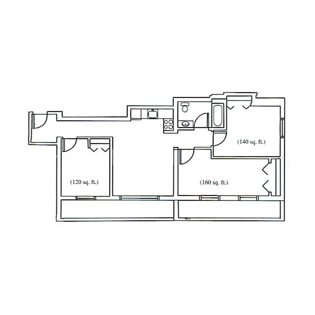 Apartment 5D -