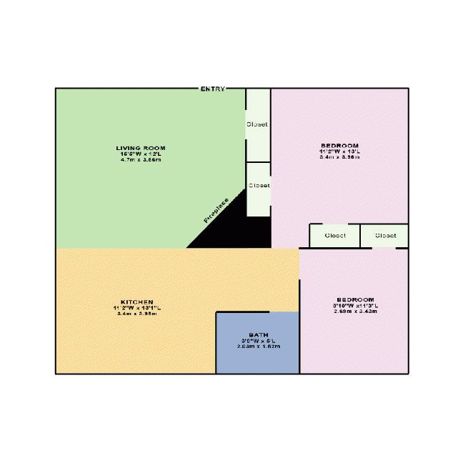 Apartment 12 -