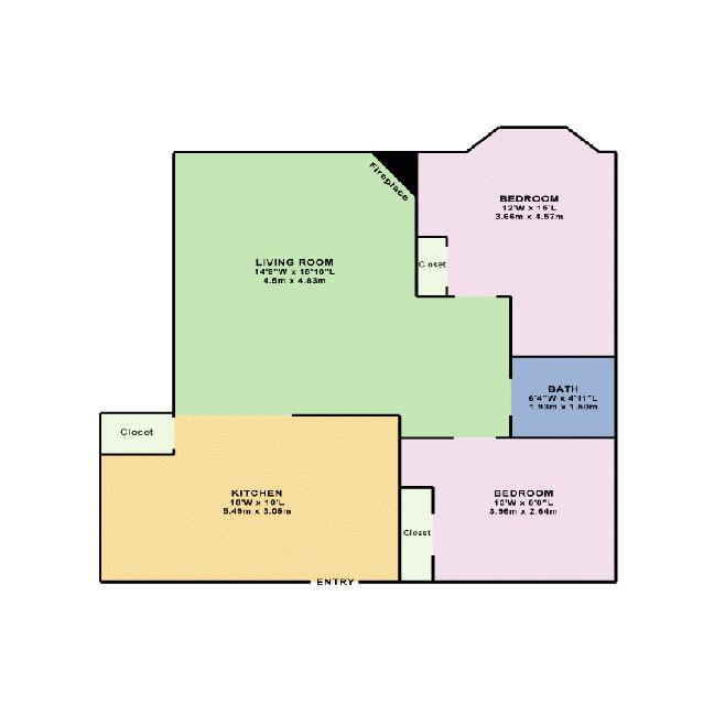 Apartment 11 -
