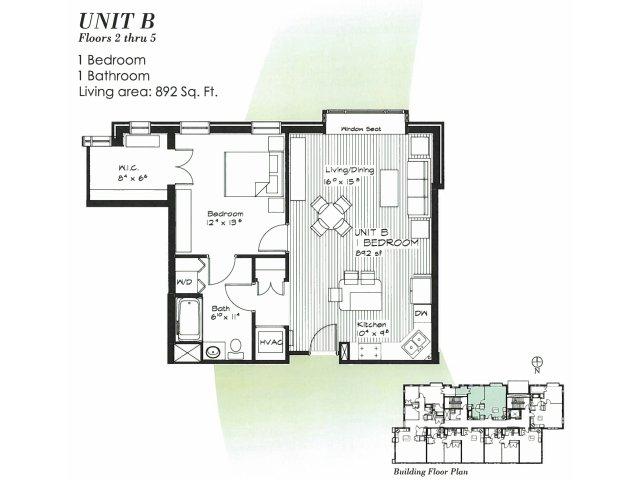 Apartment 2B -