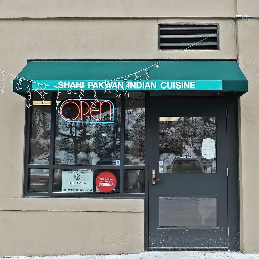 Shahi Pakwan - 401 E State St, Ithaca, NYWebsite