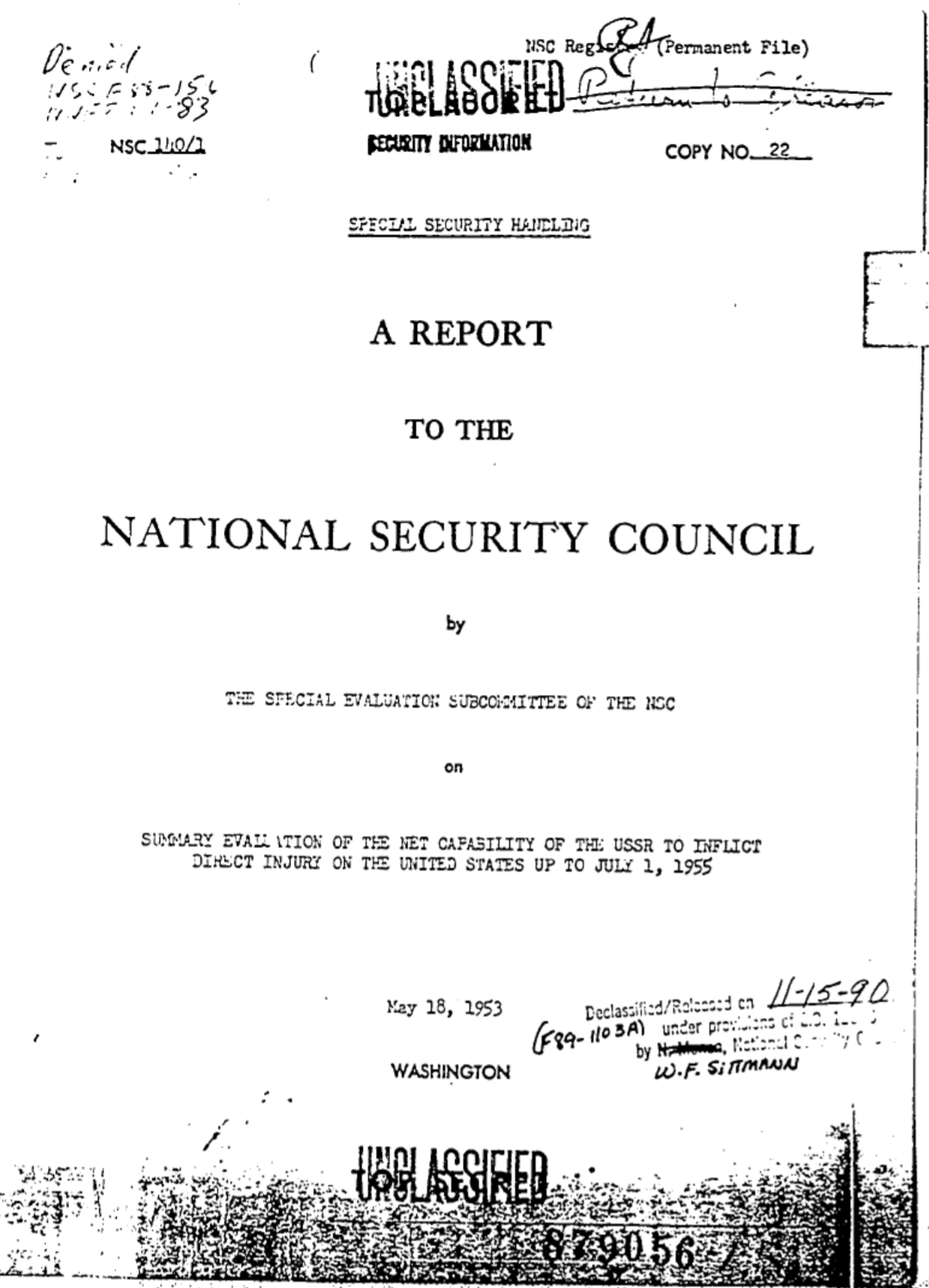 An image of the cover page of the original document.
