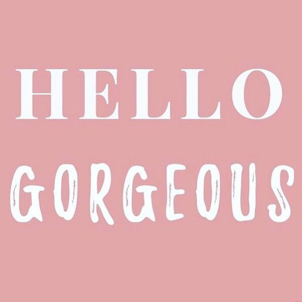 Helllooooooo Gorgeous and Happy Friday!! ✨🌱
