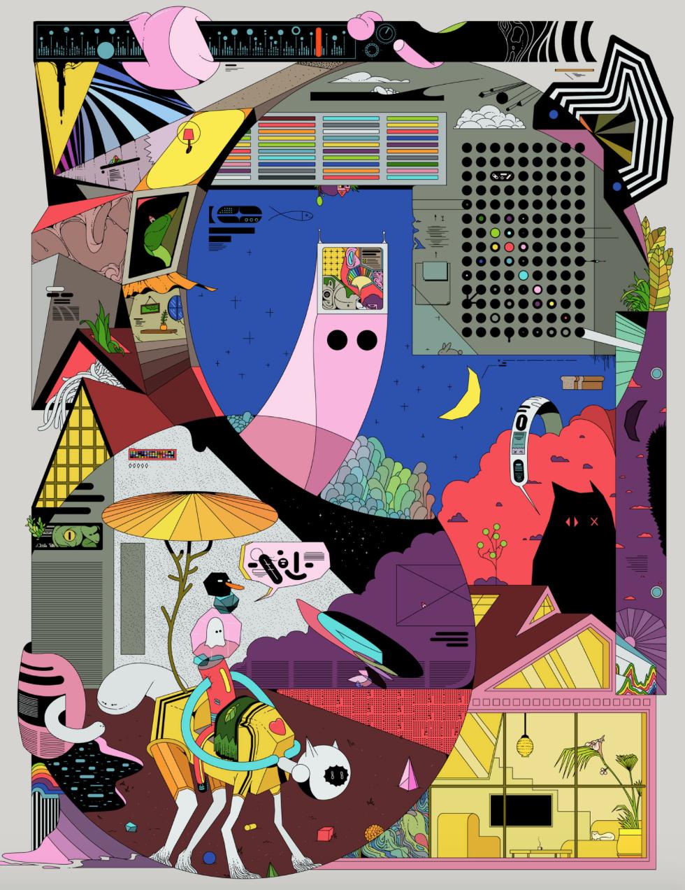 Ori Toor Illustrator