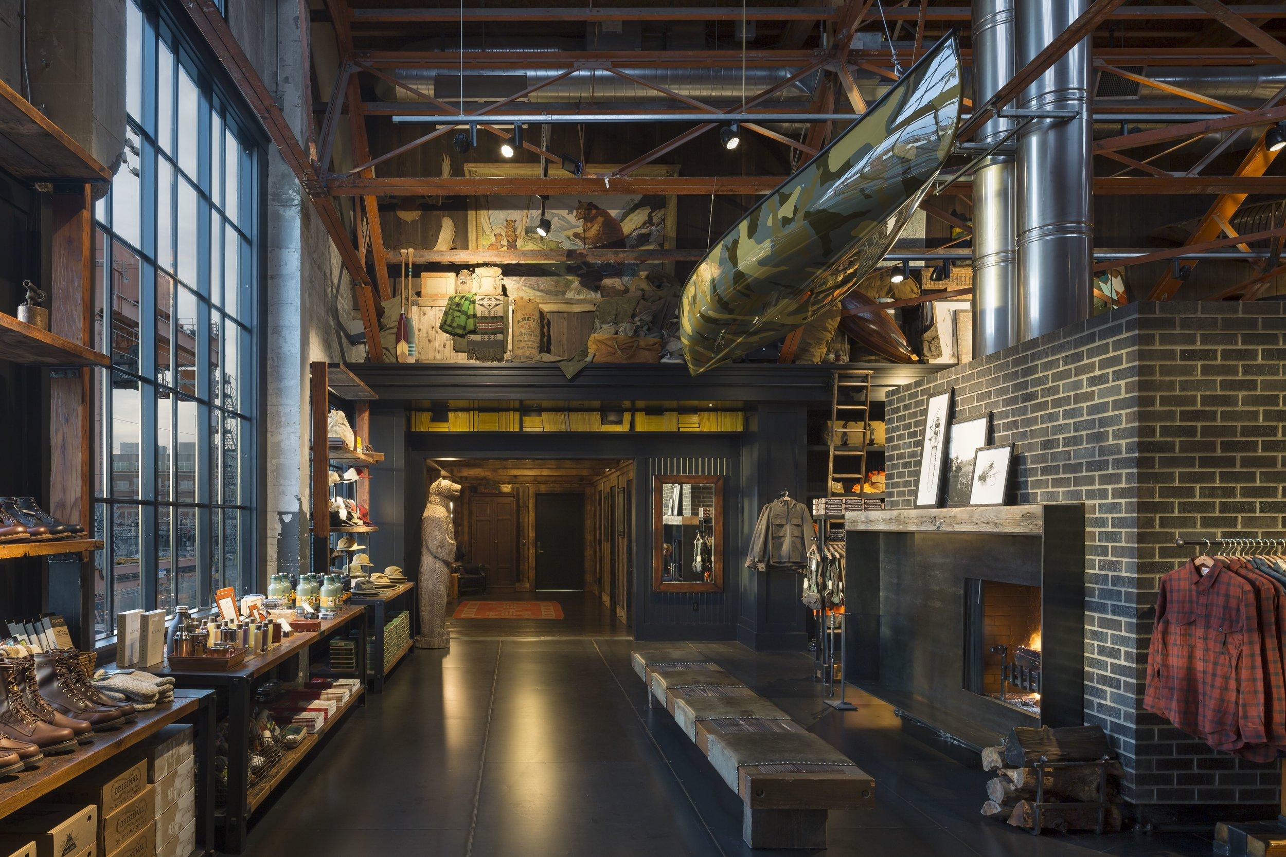 Filson Flagship: Seattle, WA