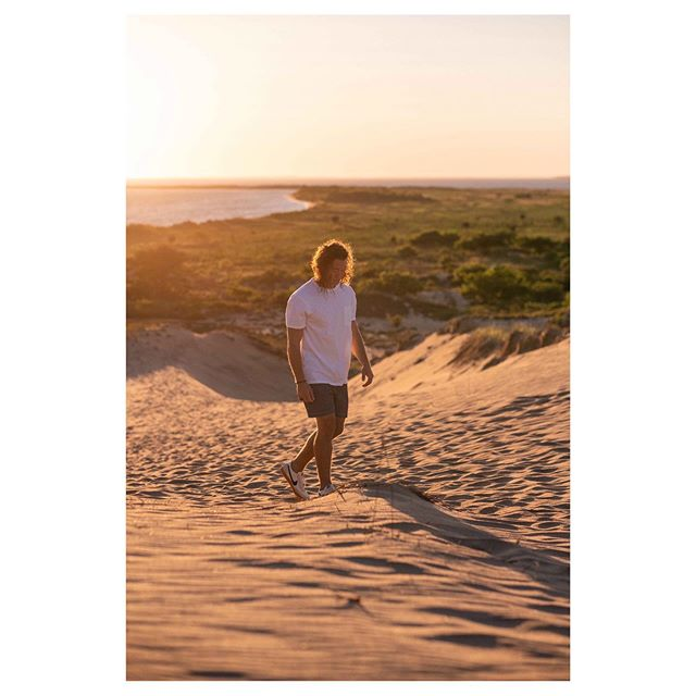 @kip_cody taking @jcrewmens shorts for a sunset test drive out east. #jcrewalways #ad