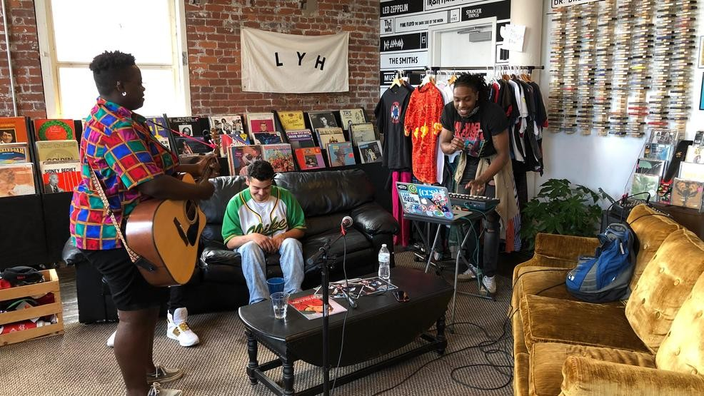 Lynchburg-based artists work to help young people access digital media opportunities (WSET)
