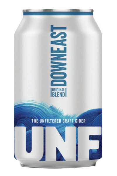 Downeast Cider Can