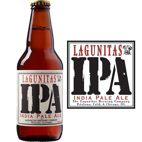 Lagunitas IPA Bottle