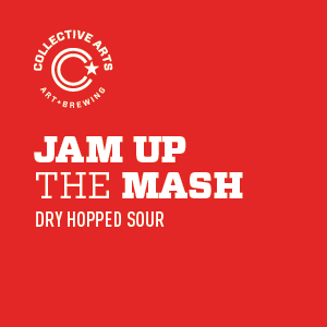 Jam Up The Mash Logo