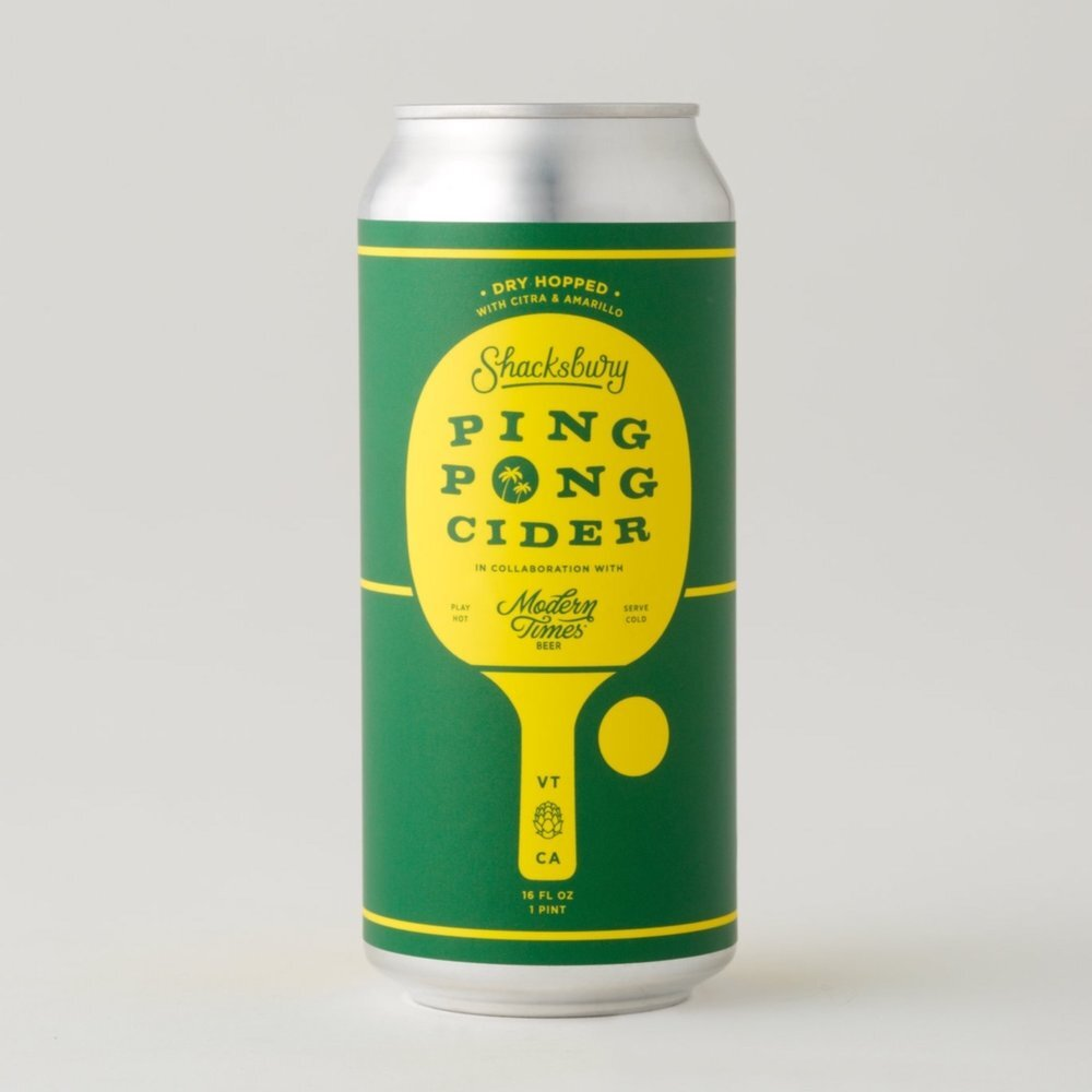 Can of Ping Pong