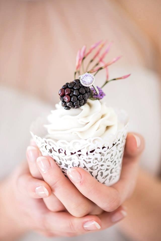 Wedding Cupcakes | Utah Wedding Cake