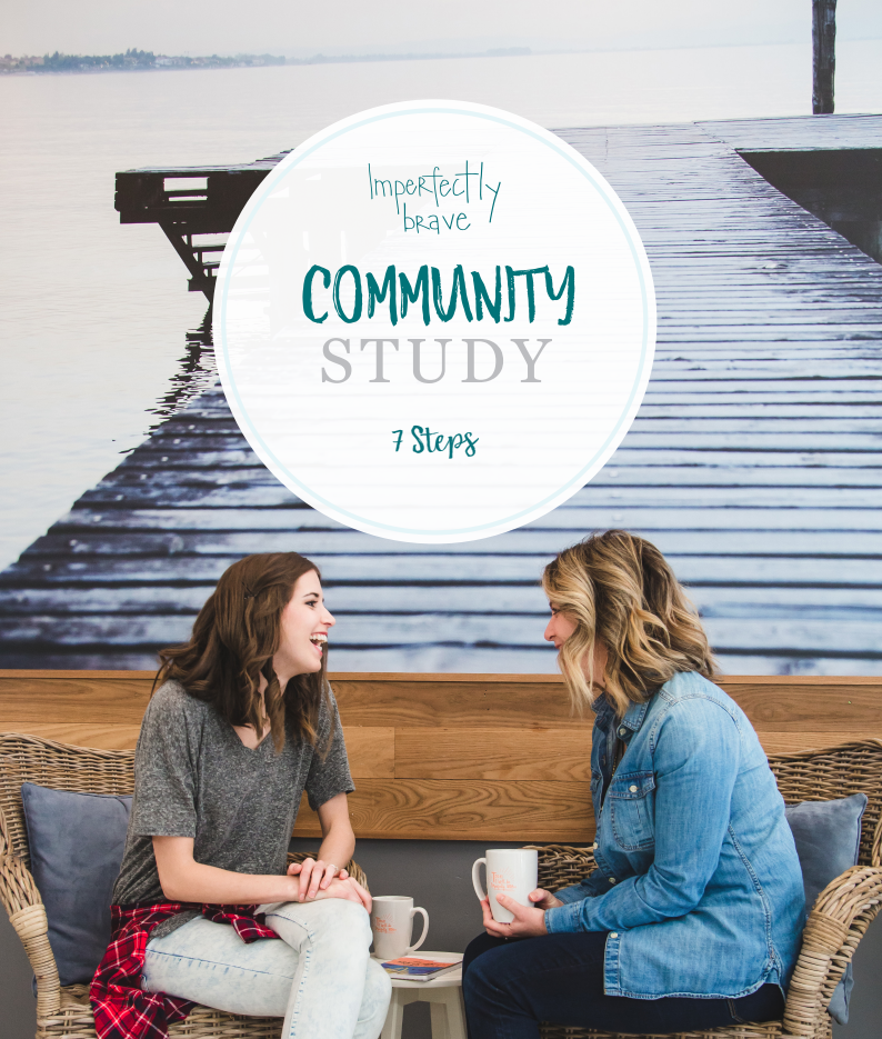 Christian building community bible study