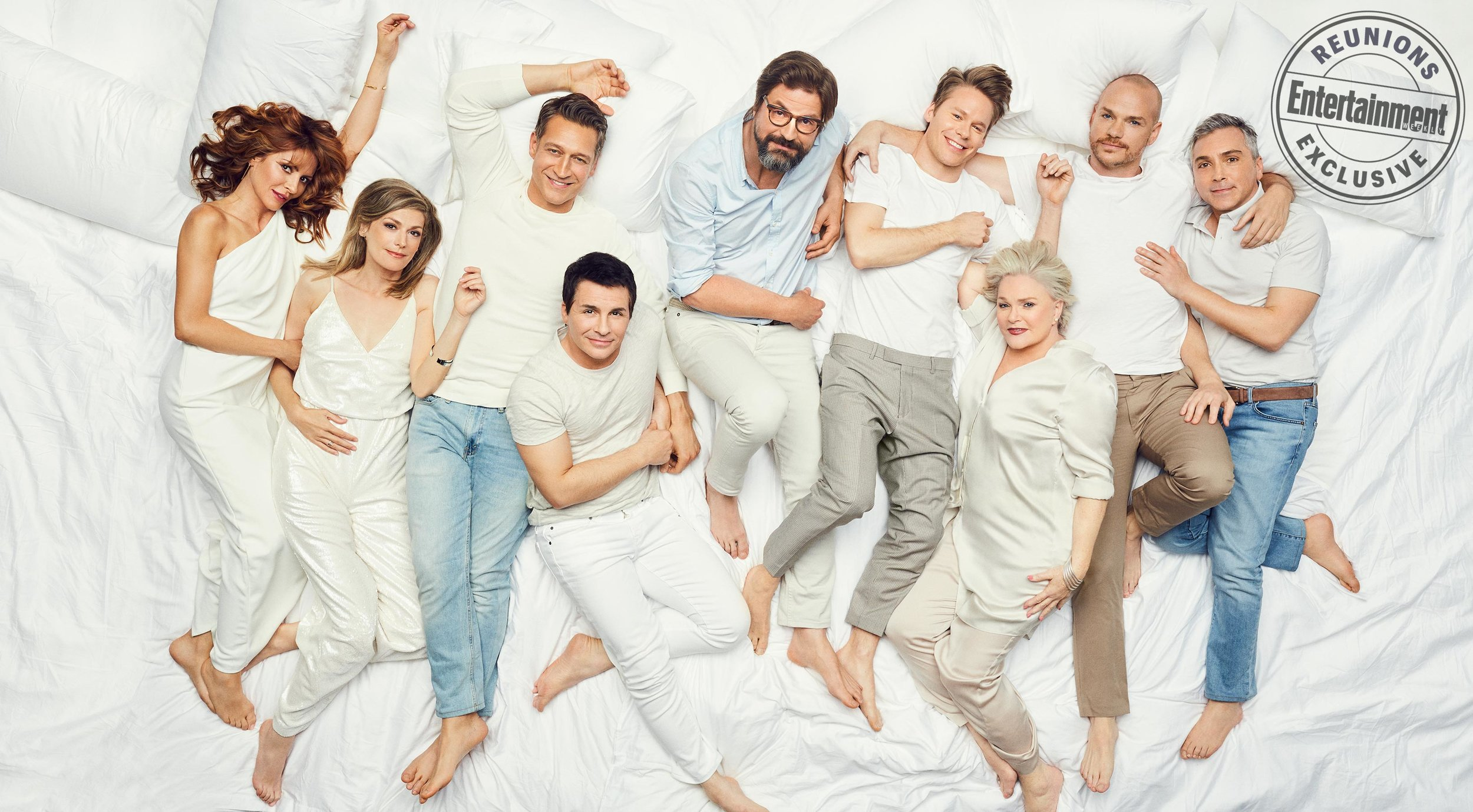 The Cast of QAF