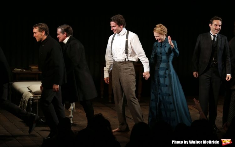 Curtain Call - 1st Preview 11/7/14, #3