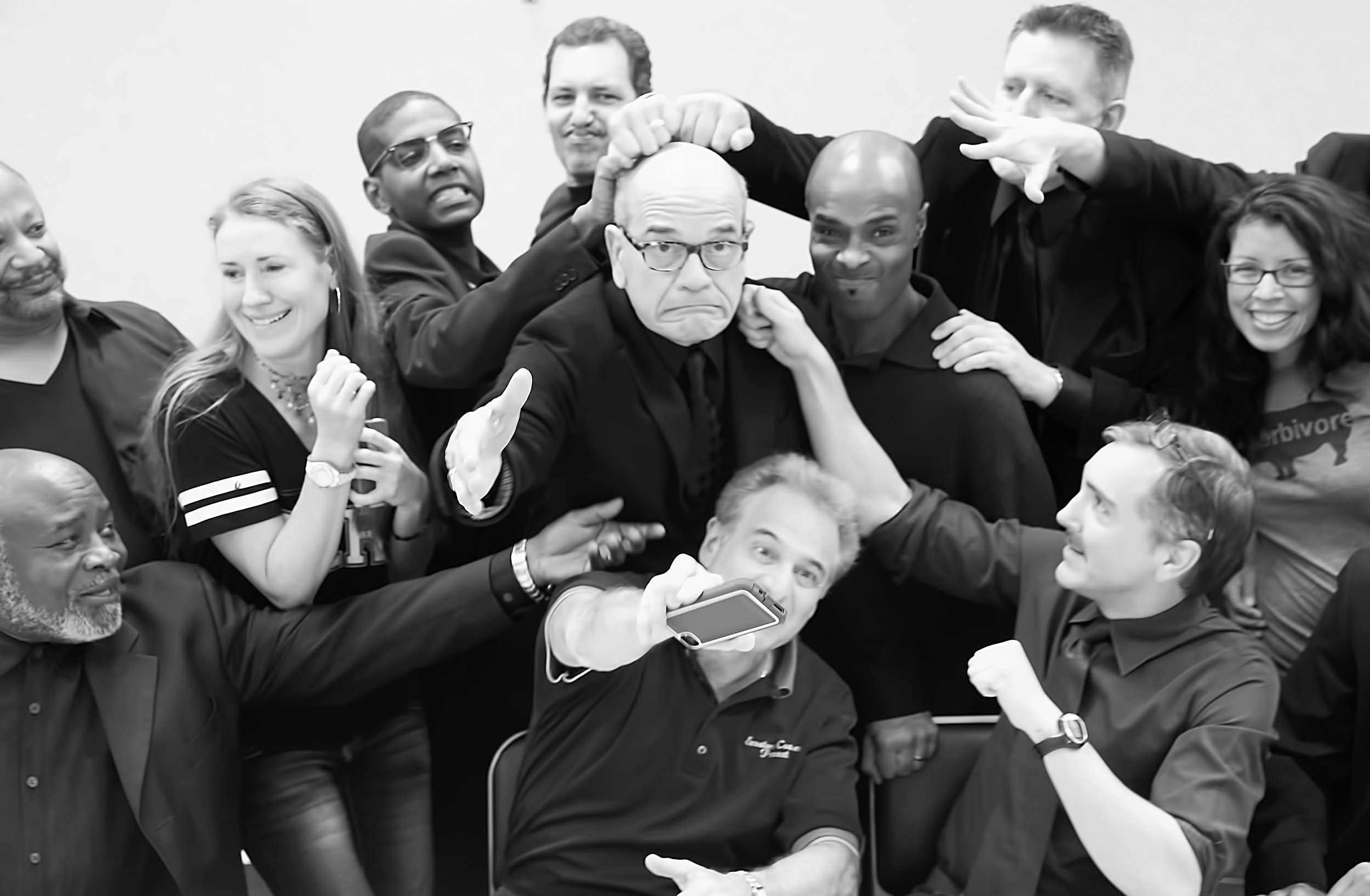 The Cast and Crew of Twelve Angry Men
