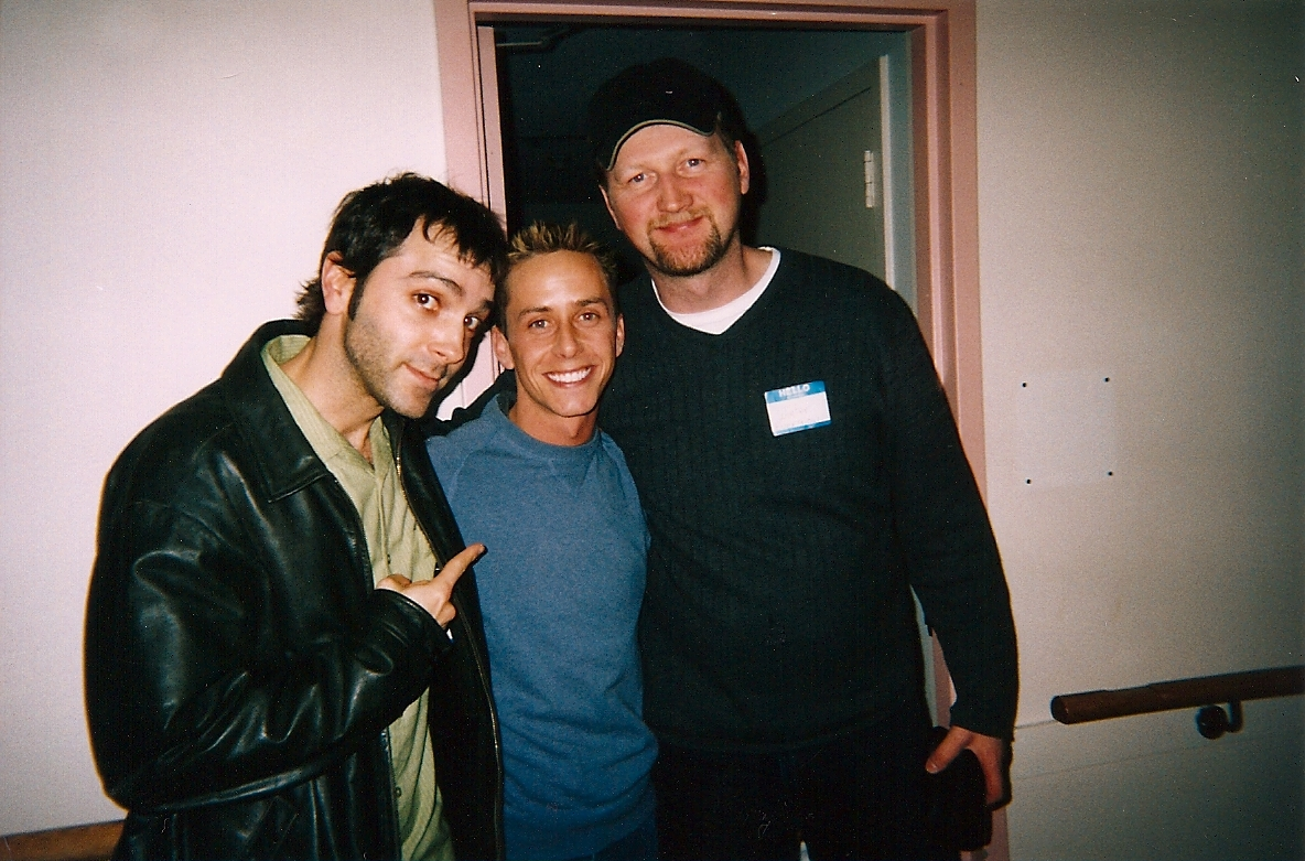 Rehab. w/ Dean Armstrong and Dir. Thom Best