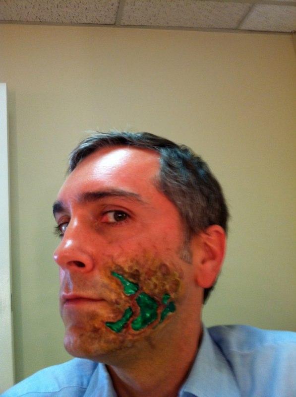 Makeup Test #3