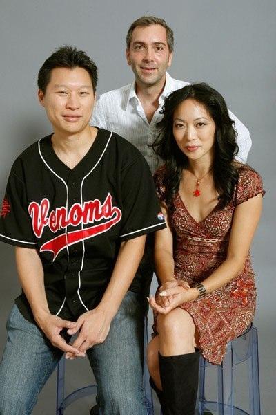 TIFF 2007 with Jimmy Tsai & Director Jessica Yu